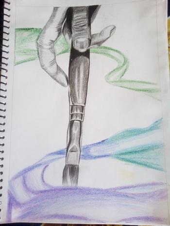 #sketch #sketchbook #sketchinglove #art #artoftheday
