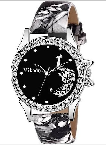 Mikado wrist watch