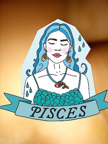 #pisces #ZodiacSigns