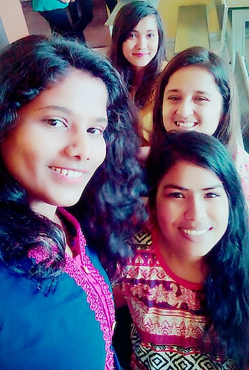 A strong friendship dosen't need daily conversation, doesn't always need togetherness as long as relationship lives in the heart, true friends never path...  #AnitaSahu #ShivaniJoshi #TanviTalekar #loveyouall #friendsforever #bestieee #bff #bestfriendforever #friends #lovable #LoveYouGuyzzz❤