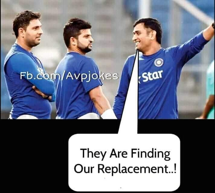 never nd ever replace you champs...
