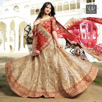 Buy Now @ https://goo.gl/atjiv6  Shivangi Joshi Peaceful Off White Designer Lehenga Choli  Fabric-Satin  Product No 👉 VJV-WEDD13048  @ www.vjvfashions.com  #chaniyacholi #ghagracholi #indianwear #indianwedding #fashion #fashions #trends #cultures #india #womenwear #weddingwear #ethnics #clothes #clothing #indian #beautiful #lehengasaree #lehenga #indiansaree #vjvfashions #bridalwear #bridal #indiandesigner #style #stylish #bollywood #kollywood #celebrity #outfits #vjvfashions #lehengas
