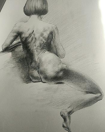 #graphite #sketch #artist #sketchbook