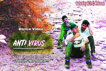 #New_Dance_Cover_Video 💞 #.... 😍 #watch & #like & #Subscribe #my #Channel....... & #Comment...... 😍...... #THANK_YOU #Dance_Choreography : #Nagaraju_Sykam