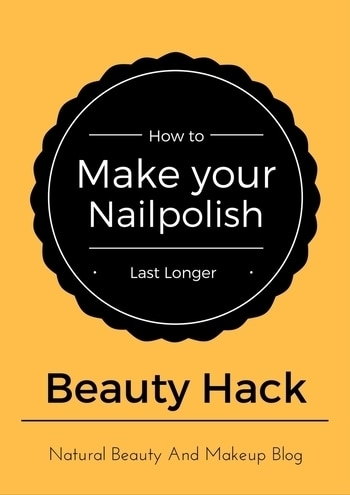 #Beautyhack   ☺☺ Find it under beauty hack series/label on the blog www.naturalbeautyandmakeup.com 😉😉    #lifehacks #beautyhacksseries #beautyhacks #beauty #beautyblogger #lifestyleblogger #nailpolish  #beautytipslifehacks