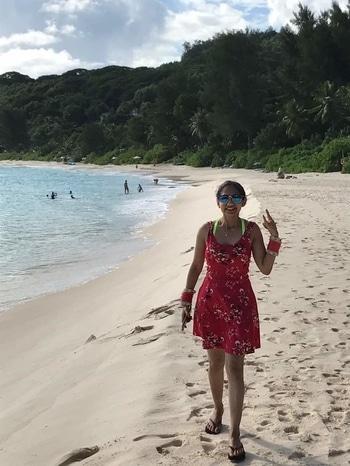 #beachwear #islandHopping #red #chooda #beachfashion  #summer-fashion #bikinitop #neongreen #sunglasses #mirroredsunglasses #skaterdress # #beaches
