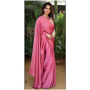 #ropo-beauty #stylishwear #saree-georgette #saree #ropo-beauty #hyderabadfashionblogger #hyderabadblogger