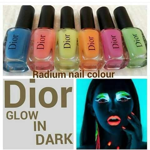 Dior nailpaint combo of 6 price 950+$ GK... Book now limited stock  9559147657