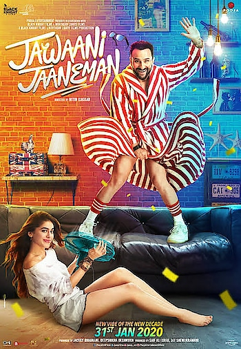 "I was not able to see #jawaanijaaneman when it first released in the theatres, but today, i finally got to see it on @primevideoin It's not very common for an actor to perform brilliantly in their very fist film, but @alaya.f , you've done an amazing job at changing that perspective. I really don't think anyone would have played ""Tia"" better than you. The way you portrayed each and every emotion on screen, is just remarkable. You've set the bar way too high for all the aspirant actors now. Saif Ali Khan, you're truly like that wine which keeps getting better and better with time. This movie truly took me back to Cocktail and Love Aaj Kal. You never fail to entertain your audience with your amazing performance. The story is just great, it's truly a movie that'll keep you entertained while you're self quarantined. @nitinrkakkar , you've done an amazing job at sailing the boat so beautifully. People, you've got to see this one for sure . . . . . . . . . . . #ReviewReels #Tizonaproductions #byishaansingh"