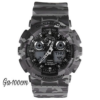 * G-Shock * Ga-100cm * For men * 7A   * Original model  * Features- Automatic time set, day,date, alarm,  -Country timings -analog -digital -dust and mud resistant -Stopwatch  -Water Resistant (upto 10 bar) ⭐**Price -Rs 1500(Only Single colour)/-frre ship*⭐ **With Orginal Tin box 📦 *  BOOK FAST.. *LIMITED STOCK*  Lowest price amongst All  Follow @the_comfortable_outfit @the_comfortable_outfit @the_comfortable_outfit  🆑🆑🆑 WhatsApp :- 9850506082                                        7972694522    #handmade #rolexwatch #collections #time #watchlover #beach #man #instaman #jam #strapwatch #fashionblogger #lifestylechange #boat #branding #flatearth #flatearthsociety #flatearthtruth #flatearthers #truth #watchesofinstagram #casioshop #astraeus #watchshop #notonthehighstreet #astrology #zodiac #horoscope #magical #mystical #black-and-white