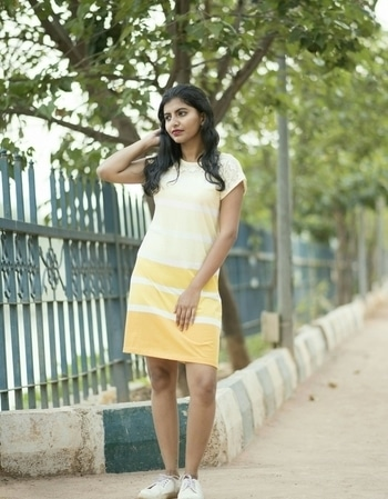 Summer is here :D #popxoblognetwork #popofcolour #brightcolors #summercolours #yellowdress #casuallook #summer-style #summerlook #summerlookbook #whiteshoes #collaboration #styleblogger #styletips #lifestyleblogger #lifestyleblog #fashionblogger #bangalorefashionblogger #fashionbloggerindia #ootd #ootdshare #ootdroposo #ootdindia #followmyblog #checkitout #chasiingdreamss 🙆