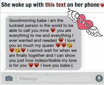 waiting for this ❤❤ #loveintheair 😍