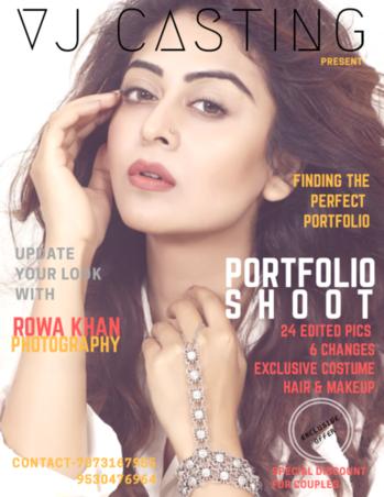 #portfoliophotosshoot #designer-wear #fashionphotography