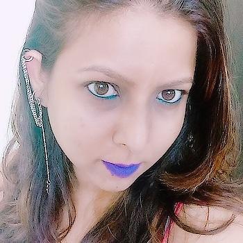 Updated their profile picture #newdp  #purplelove #purplelips #bluelove #blue-coloured #blueeyeliner #bold-is-beautiful #boldlips #boldness #boldlipstick #darklips #darklipstick #beyourself #beyourownkindofbeautiful #beyou #loveyourselfnomatterwhat #loveyourlife #loveyourself
