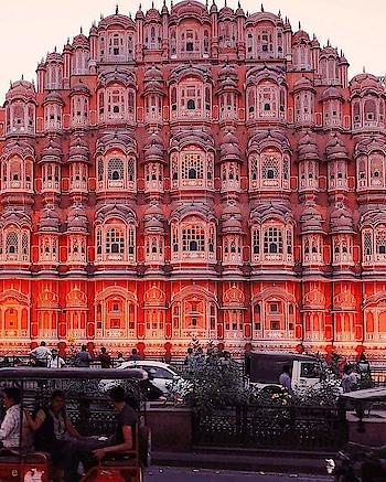 #hawamahal #jaipur #rajasthan #india