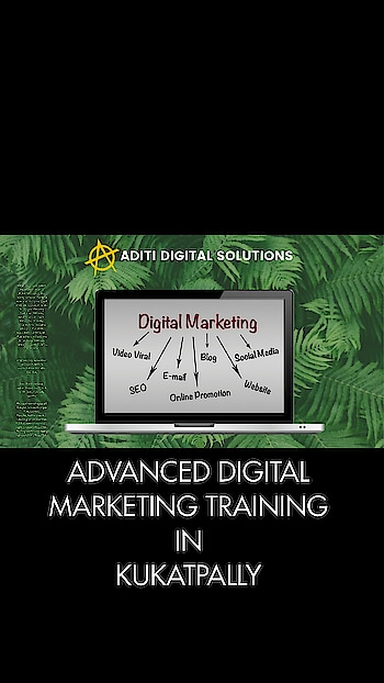 Marketing is going cleaner and greener.Career in Digital Marketingis also turning evergreen. Become a member in this green digital revolution by joining atIndia's No 01 Digital Marketing Agency. OurMarketing monstersprovideDIGITAL MARKETING TRAINING|FREE WEBSITE DESIGNING CLASSES| PLACEMENT ASSISTANCE | INTERNSHIP | MOCK INTERVIEWS| INR 2000 OFF onDigital Marketing Training in Hyderabad| Limited Period Offer   https://aditidigitalsolutions.com/best-digital-marketing-course-training-institute-in-hyderabad/   Best Digital Marketing Course Training Institute in KPHB Colony Kukatpally Hyderabad  #bestdigitalmarketingcoursetraininginstituteinkphbcolonykukatpallyhyderabad #bestdigitalmarketingagencyinkphbcolonykukatpallyhyderabad #bestdigitalmarketingservicesinkphbcolonykukatpallyhyderabad #bestdigitalmarketingcompanyinkphbcolonykukatpallyhyderabad