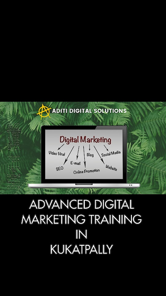 Marketing is going cleaner and greener. Career in Digital Marketing is also turning evergreen. Become a member in this green digital revolution by joining at India's No 01 Digital Marketing Agency. Our Marketing monsters provide DIGITAL MARKETING TRAINING | FREE WEBSITE DESIGNING CLASSES | PLACEMENT ASSISTANCE | INTERNSHIP | MOCK INTERVIEWS| INR 2000 OFF on Digital Marketing Training in Hyderabad| Limited Period Offer   https://aditidigitalsolutions.com/best-digital-marketing-course-training-institute-in-hyderabad/   Best Digital Marketing Course Training Institute in KPHB Colony Kukatpally Hyderabad  #bestdigitalmarketingcoursetraininginstituteinkphbcolonykukatpallyhyderabad #bestdigitalmarketingagencyinkphbcolonykukatpallyhyderabad #bestdigitalmarketingservicesinkphbcolonykukatpallyhyderabad #bestdigitalmarketingcompanyinkphbcolonykukatpallyhyderabad