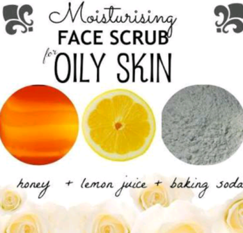 #skincare #DIY #homemade #facescrub  face scrub for oily skin.  do a patch test before if your skin is highly sensitive. after doing the scrub wash your face with plain cold water.