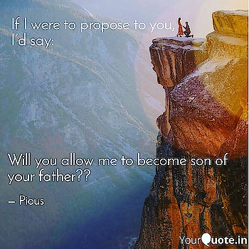 Or will you be daughter of mother? Happy Propose Day. I just love how 'you' is right next to the girl in the picture. Collab on this beautiful wallpaper. #proposeday #YourQuoteAndMine Collaborating with YourQuote Baba #happyproposeday #proposeday #yourquoteandmine #yqbaba #yqdidi #wordporn   Read my thoughts on @YourQuoteApp #yourquote #quote #stories #qotd #quoteoftheday #wordporn #quotestagram #wordswag #wordsofwisdom #inspirationalquotes #writeaway #thoughts #poetry #instawriters #writersofinstagram #writersofig #writersofindia #igwriters #igwritersclub