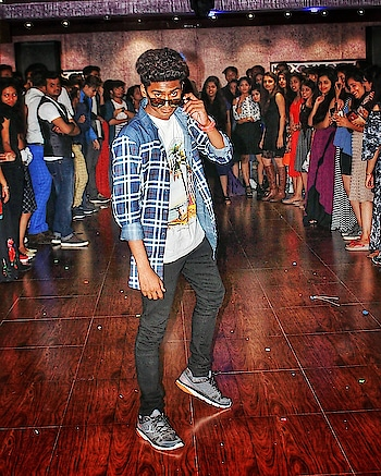 Remp Wock at Fresher's party in Himalaya Mall  #style #bollywood #status #richhe #rich #attitude