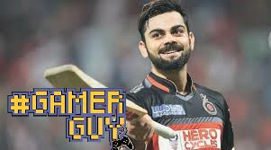 No 1 can b like dis but try and cry simple Virat Kohli #gamerguy