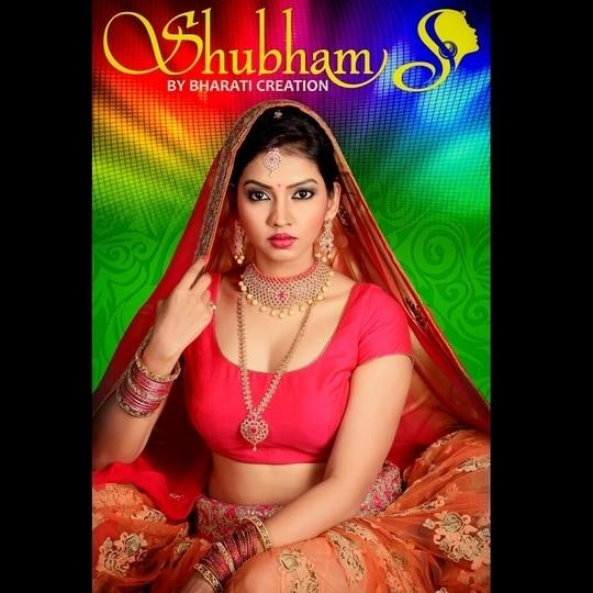 Jewellery shoot for Shubham Jewellers..... #print #jewellery #shoot #indian #shubhamjewellers #bridal #shoot  #model #meerajoshi #modeling #poser