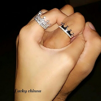 #beautifulrings  👑 #king  👑 #queen   #copules 👫 #ring s 💍