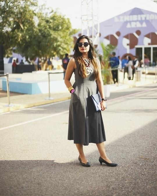 Day 1 at @fashionamazon  @thefdci #aifwaw2017 #aifwaw17   wearing @liberent   #bloggerdiaries #bloggerstyle #ootd #wiwt #delhibloggergirl #bloggerfashion #ropo-good #ropostyles