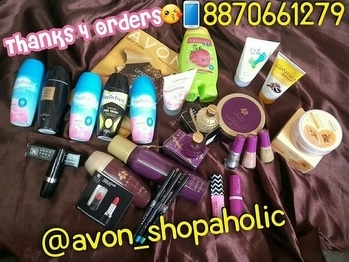 Dispatched👍 💐thank yu fr ordering with us dears😘!! 💋keep shopping with us!! . #avon_order #avon_customers #avonshopaholic_diaries .  Wanna join or place order ping me on 8870661279 call /whatsapp!! . #avonindia #avon #avonproducts #avoncosmetics #fashion #trend #instashopping #instabeauty #instafashion #shopping #follow #clearancesale #avonoffers #offers #avonstock #shopaholic #cosmetics #skincare #beauty #avonshopaholic #avon_shopaholic #perfume #avonflyer #avonskincare #avononline #onlineshopping #avonshopaholic