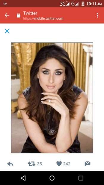 Kareena will attend Beautyworld Middle East 2017 to launch a line of products!