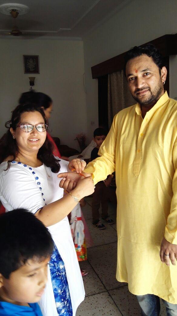 #brothersisterlove  #raksha bandhan  #fullonmasti
