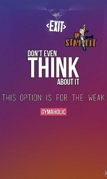 #stayfit