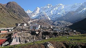 #travel #climb-hills #adventuretime#travel-diaries #kedarnath