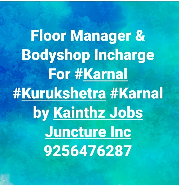 """वीडियो में देखें नौकरी के लिए आवेदन कैसे करें https://youtu.be/2gmp-5Ear_0  #Salesmanager #Manager #Bodyshop #Floormanager #Garment #Technician   #Salon #automobile #Fashion #Hospitality #Academy #Career #Bridal #Makeup #Placement #Punjab #Haryana #Chandigarh  Simply click the button,""""Quick Resume"""" on our website attach Resume and Submit www.kainthconsultancy.com Email: kainthconsultancy@gmail.com  Whatsapp:- 9256476287"""