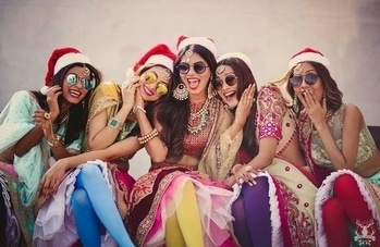 #SwaggerSquad  All the brides-to-be, tag your besties right away!  Image Credit: morviimages  #WedLista #FashionForWeddings