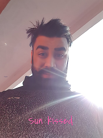#sun #kissed #beard #beardo #love