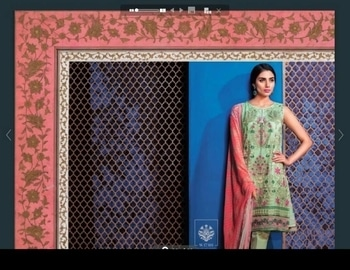 We are opening bookings for Khaddi luxury Eid  collection original Pakistani Collection Single's Available  Fabric details already given in each pic  These are available in one, two, three n four pieces  Price are varies according to Piece  WhatsApp me for price on 9873821909 #brandsfreezone