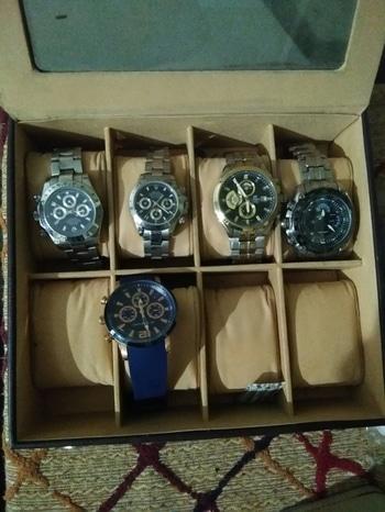my watch collection  original not a first copy #rolex #cartier #edific #rado watches