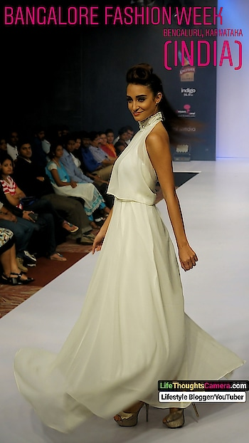 Model Marcela showcases a creation by designer Nazim Yalgar at the Blenders Pride Fashion Show in Bengaluru city, Karnataka (India). .  Visit my Lifestyle Website (link in bio) to view all my Fashion posts.  LifeThoughtsCamera.com ranked #8 in TopIndianBlogs  #Bengaluru  #BengaluruLifestyleBlogger #NKPofficial #BengaluruFashionBlogger   #blr_photography_hub  #BangaloreBlogger #BangalorePhotographer  #KarnatakaPhotographers #KarnatakaPhotographersHub #Bangalore #BangaloreFashion #BangaloreFashionBlogger  #BangaloreLifestyleBlogger #BengaluruBlogger  #igersOfBangalore #StyleGrid #LoveWhatYouWear #FashionGrams #FashionGrid #StyleYourself #FashionLikes #FashionLivesOn #igersFashion #FashionGals #IndianFashionista