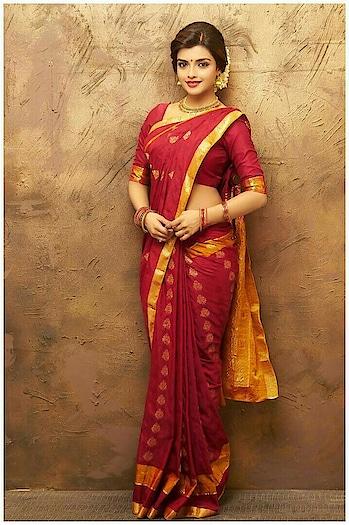 traditional wear saree#wedding-bride #saree #weddingstyle #traditionalindian #traditional #southasianbride #southindian #southindianactress