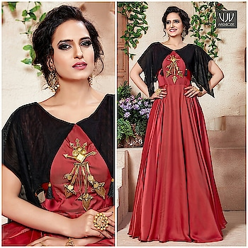 Buy Now @ https://goo.gl/JH4aUQ  Fantastic Red Fancy Fabric Designer Gown  Fabric- Fancy Fabric  Product No 👉 VJV-WEDD838  @ www.vjvfashions.com  #gown #gowns #bollywoodfashion #celebrity #fashions #fashion #indian #ethnics #clothes #clothing #india #beautiful #shopping #onlineshop #trends #cultures #bollywood #partywear #partyweargowns #beauty #shopaholic #instagood #pretty #vjvfashions