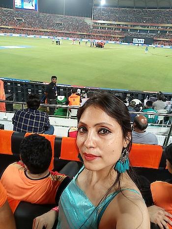 #ipl2019  #cricket  #simplelook  #nomakeuplook #summer-style #breathe #skin #sudhajain