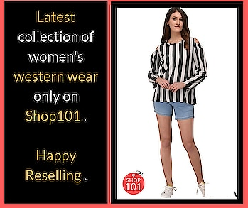 Download: http://bit.ly/2D12b3g  #reseller #reselling #resellerswelcome #women-fashion #womenwesternwear #westernwear #westernlook #women-style #womenwear #fashion #thebazaar #workfromhome #womentops #onlinebusiness #sellonline