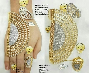 hand cuff good style rs 350 order buy whats app