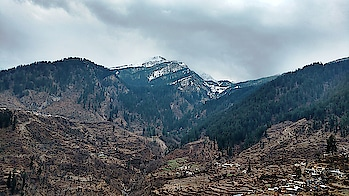 Dronagiri village is located in Joshimath Tehsil of Chamoli district in Uttarakhand, India .Interestingly, the hamlet is located at the foot of a Himalayan mountain named Dronagiri.  Legend takes us back to Ramayana. Once, Lakshman gets seriously injured in a battle.