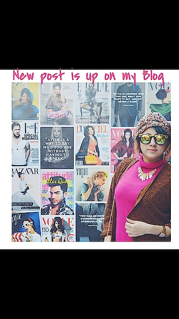 http://www.chetnagambhir.com/2019/01/my-1st-ever-post-on-blogger-2016-re.html?m=1  MY NEW POST / MY 1ST POST ON MY BLOG HAS BEEN REPOSTED ... TO CHECK THAT OUT CLICK ON THE LINK IN THE BIO ☝️⏫💁 . . .  #BloggingGals #BloggersBlast #fashion #bloggers #fashionblogger #fashionista  #2019 #photography  #ootd #ootdfashion  #fashionblogger #summer #fashion2018  #glasses  #streetstyle #fashionista #indianstyleblogger #india #indianblogger  #instafashion  #fashionistagram #sunkissed #colouredhair  #pixiecut #turban #beforeandafter