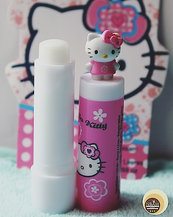 #roposofeature  || Hello Kitty Lip Balm - BLUE BERRY || A skin care product with the cutest packaging ever😍 ❤ I am literally a sucker for cute and unique product packaging, what about you?😉😀😜 #naturalbeautyandmakeup  #productshoot  . . .  . . . . . . . . . . . . . . . . #figurine  #lipbalm  #hellokitty  #adorable 😍😘😘  #cutestuff  #cutenessoverloaded  #skincare  #lipcare  #lips  #loveit  #fancystuff  #beautyblog  #productphotography  #bloggergal  #hongkongblogger #indianbeautyblogger  #roposopost  #blueberry  #chapstick  #followme  #skincareblog   #skintalks #hongkongers #beautyblogger