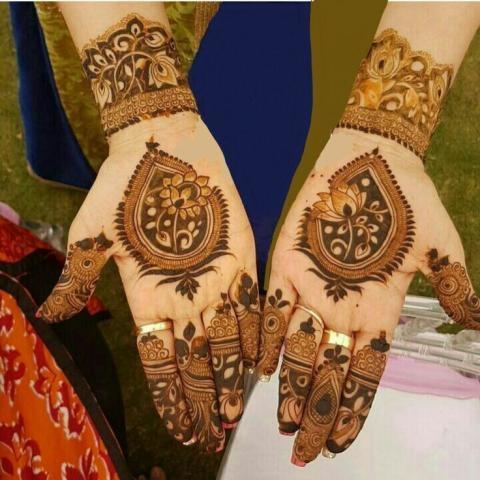#designer-of-mehndi #roposomehndi #indian-mehndi #latest-mehndi