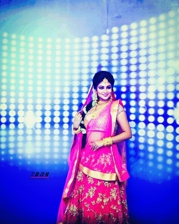 Bride: A woman with a fine prospect of happiness behind her.  #bridal
