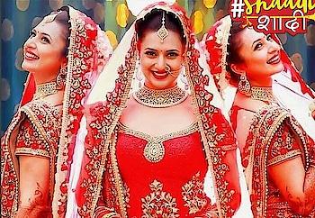 #divyankatripathidahiya #wedding-outfits #shaadishaadi